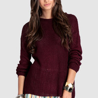 Katherine Sweater by Brandy Melville - $79.00 : ThreadSence.com, Free-spirited fashion for the indie-inspired lifestyle