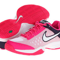 Nike Air Cage Court Pink Foil/Purple Dynasty/White - Zappos.com Free Shipping BOTH Ways