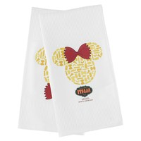 Disney Epcot Italy Mickey Minnie Icon Pasta Kitchen Towel Set of 2 New With Tags