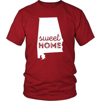 State T Shirt - Sweet Home Alabama