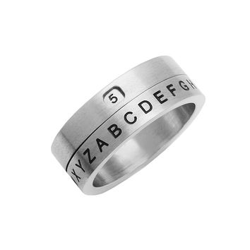 Secret Decoder Ring | secret code breaking