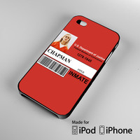Orange Is The New Black #OITNB Comedy Crime Series A1498 iPhone 4S 5S 5C 6 6Plus, iPod 4 5, LG G2 G3, Sony Z2 Case