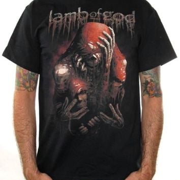 Lamb Of God T-Shirt - Evil Things