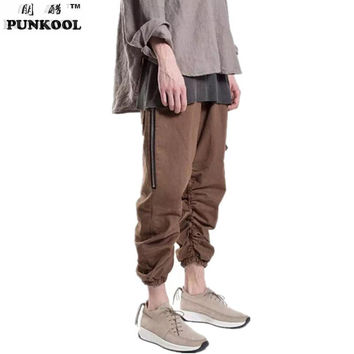 New Pantalon Homme Cool Mens Joggers Cargo Pants