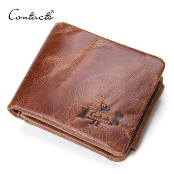 Men Wallet Leather Casual Purse [9026565699]