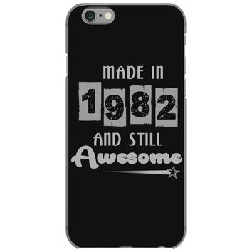 made in 1982 and still awesome iPhone 6/6s Case