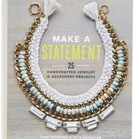 Junior Women's 'Make a Statement' DIY Jewelry & Accessory Project Book