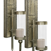 Longford Candle Wall Sconce (Set of 2)