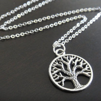 Divergent inspired jewelry - peaceful amity necklace