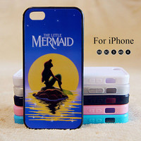 Little Mermaid,Princess,iPhone 5 case,iPhone 5C Case,,iPhone 5S Case, Phone case,iPhone 4 Case, iPhone 4S Case,Case