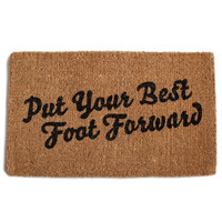 Put Your Best Foot Forward :: The Week Store
