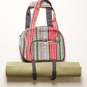 Nepalese Yoga Bag