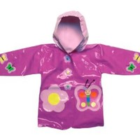 Kidorable Butterfly Raincoat (6/6X)