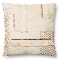 Woven Accent Pillow