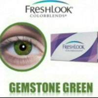 (Gemstone Green) Fresh Look Contact Lenses