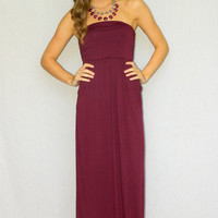 Sophie Maxi Dress | Girly Girl Boutique
