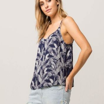 RVCA Can't Even Womens Top