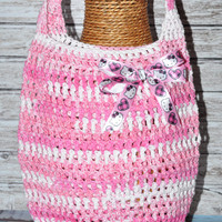 Tote- Pink Hello Kitty