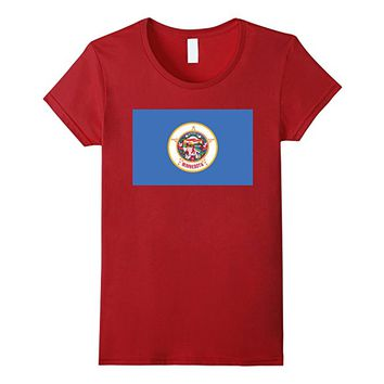 Minnesota State Flag T-Shirt