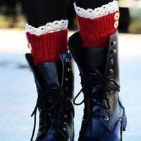 Keep it Cozy Boot Cuffs