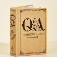 Q&A a Day 5 Year Journal