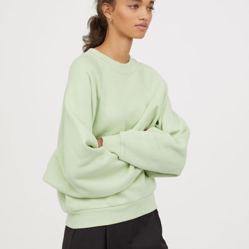 H&M Oversized Sweatshirt $49.99