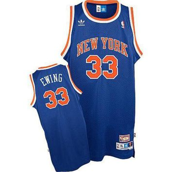 ONETOW New York Knicks Patrick Ewing #33 jerseys
