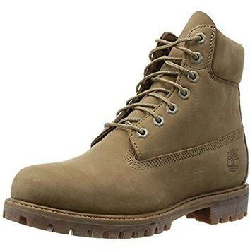 Timberland CA1779 Men's 6 Premium Boots, Gopher Tan Monochomatic, 7.5 E-Wide