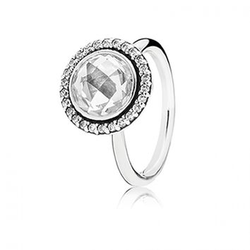 PANDORA Brilliant Legacy Ring, 190904CZ - Pandora Mall of America, MN