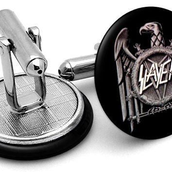 Slayer Logo Alternate Cufflinks