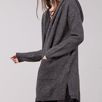 Plush jacket with hood - JACKETS - WOMAN | Stradivarius United Kingdom