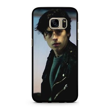 Cole Sprouse Riverdale Jughead Jones Samsung Galaxy S7 Case