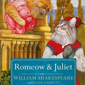 Romeow and Juliet Classic Tails Book