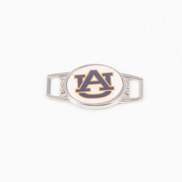 Auburn Tigers Shoelace Charms For Sport Shoes
