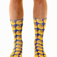 Rubber Ducks Crew Socks