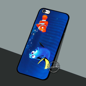 Dory And Nemo Joke - iPhone 7 6 5 SE Cases & Covers