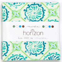 Moda Horizon Charm Pack Squares Fabric by Kate Spain #27190PP | Lisas Stitching Post