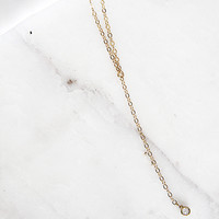 Thera Drop Necklace