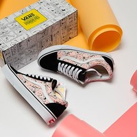 Vans x Spoony Old Skool Skateboarding Shoes 35-44