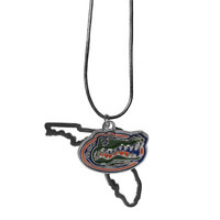 Florida Gators State Charm Necklace CSN4