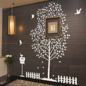wall decals wall sticker mural Art lovely by walldecals001