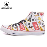 Original Converse men and women's all star shoes skateboarding shoes classic shoe