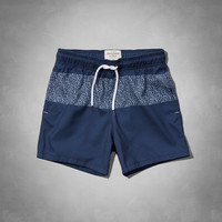 A&F Campus Fit Guard Shorts