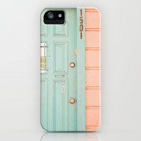 Pastel House iPhone & iPod Case by JoyHey