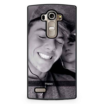 Dolan Twins Ethan S Not Happy LG G4 Case