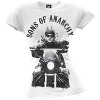 Sons of Anarchy - Face Forwards Jax Juniors T-Shirt