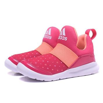 ADIDAS Girls Boys Children Baby Toddler Kids Child Durable Sneakers Sport Shoes-4