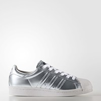 adidas Superstar Boost Shoes - Silver | adidas US
