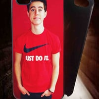 Nash Grier for iPhone 4/4S/5/5S/5C Case, Samsung Galaxy S3/S4/S5 Case, iPod Touch 4/5 Case