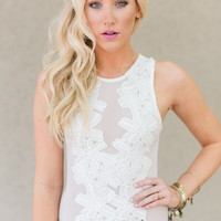 Brunch Princess Lace Bodysuit